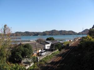 JR参宮線 池の浦シーサイド駅(夏期臨時)