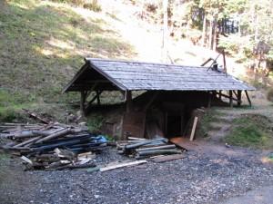 炭焼き窯(アスピア玉城)
