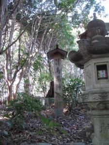 鳥墓神庤跡