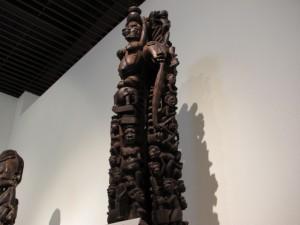 マコンデ美術館 1F展示室