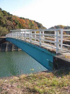 朝熊橋(歩道橋)