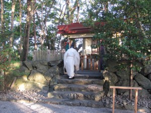 浜郷神社・栄通神社