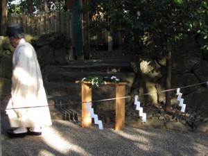 月次際(浜郷神社・栄通神社)