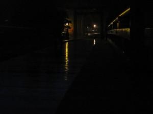 宇治橋から東詰を望む
