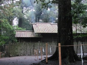 忌火屋殿(内宮)