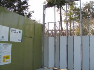 式年遷宮記念 せんぐう館(建設中)
