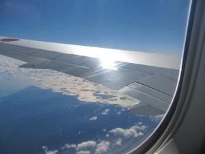伊丹空港から鹿児島空港へ