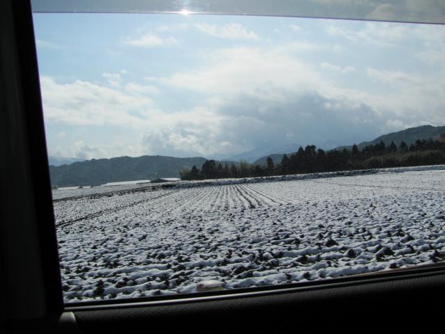 吾平山上陵へ向かう
