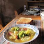 2011年01月03日の朝食