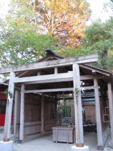 遥拝所(須原大社)