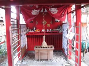 大祭(上社稲荷神社)斎行の前