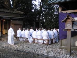 新春大祭(上社)