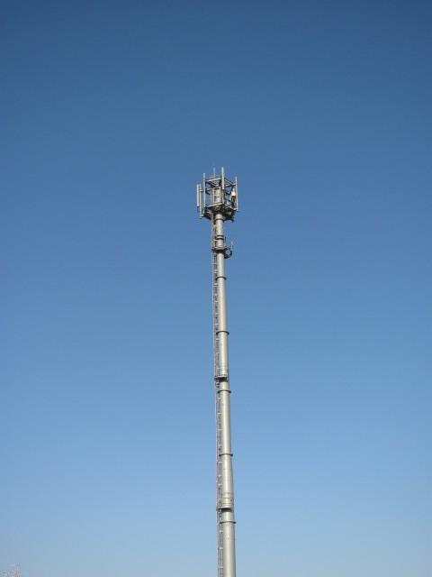NTTドコモ携帯電話の基地局
