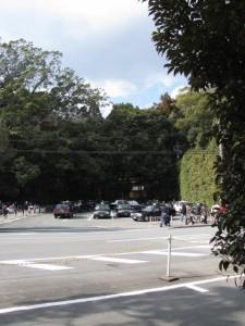 饗土橋姫神社へ