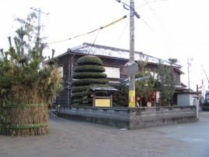 ツムギ祭場と会所