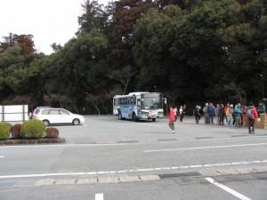 瀧原宮 駐車場
