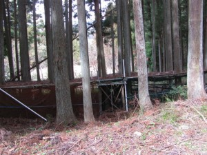 多岐原神社から船木橋へ