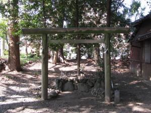 遥拝所(箕曲中松原神社)