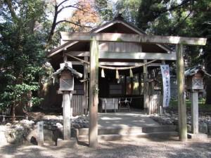 箕曲中松原神社