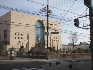 聖マリア大聖堂(カトリック玉造教会)