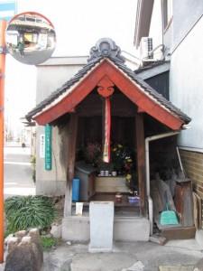 地蔵堂(熊野大神宮付近)