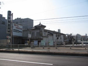 今里大橋(平野川分水路)