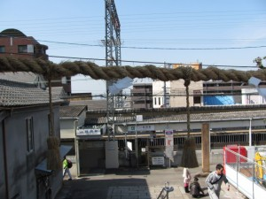 近鉄 枚岡駅(奈良線)