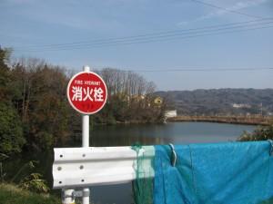 西池(暗峠~南生駒駅)