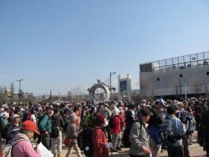 天理駅前広場