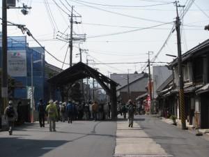 丹波市町市場跡