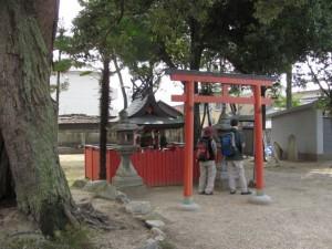 妙見社(市座神社)