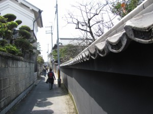 市座神社から大和神社へ