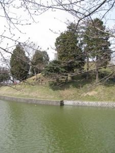 内堀(黒塚古墳)