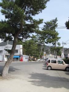 大神神社への参道(箸墓古墳から桜井駅へ)