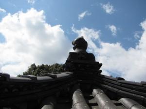 観福寺前の地蔵堂