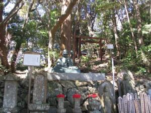 行基菩薩(太江寺)