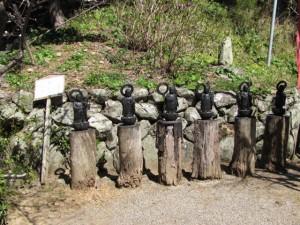 六地蔵(太江寺)