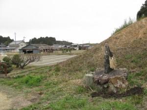 津布良神社から田乃家神社へ