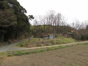 田乃家神社へ