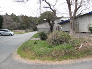奈良波良神社から田丸城址へ