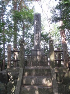 関蟬麻呂神社遥拝所