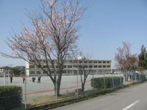 伊勢市立城田中学校