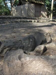 清野井庭神社