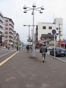 近鉄 桜井駅前からスタート