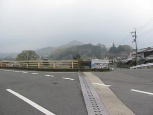 式嶋橋(玉列神社へ)