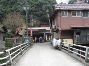 與喜天満神社から長谷寺へ