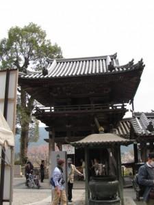 鐘楼(長谷寺)
