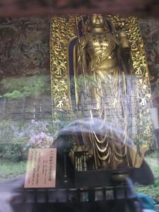 十一面観世音菩薩立像(長谷寺)