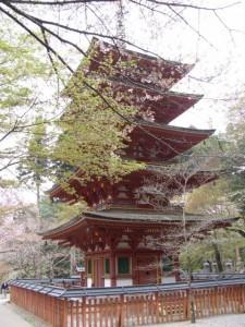 五重塔(長谷寺)