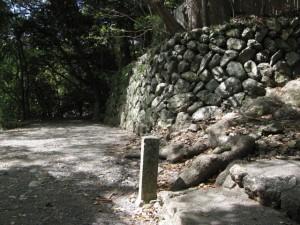 大水神社の社標